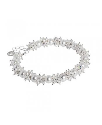 Collana Donna Boccadamo Jewels Perle Swarovski Romantica RGR018W
