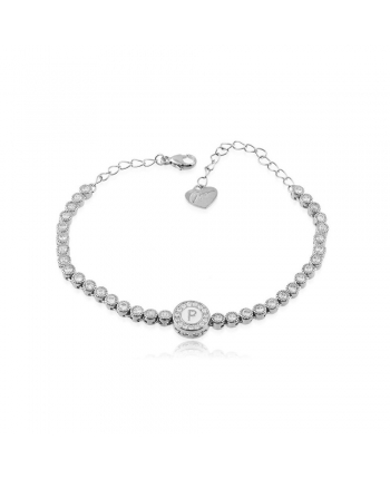 Bracciale Tennis Donna Osa Jewels Name Collection 9 mm