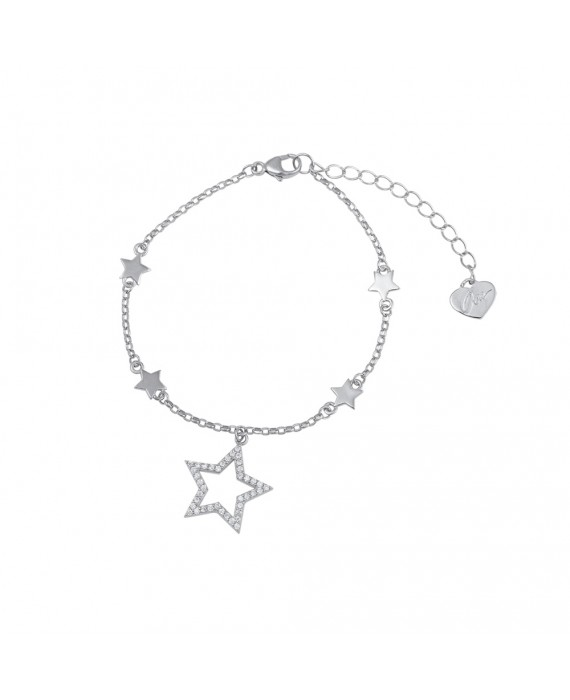 Bracciale Donna Argento Osa Jewels Mayrose Stella 8111