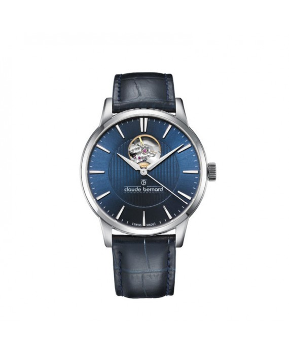 Orologio Uomo Claude Bernard Automatic Open Heart 40.5 mm 85017 3 BUIN