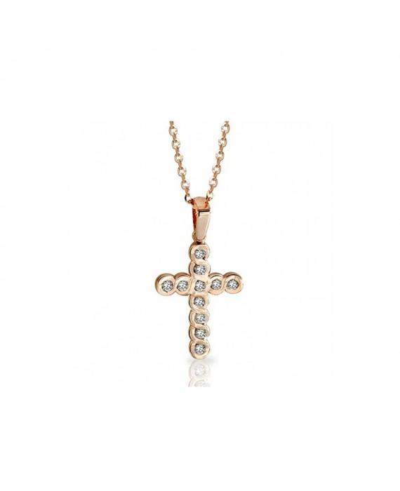 Collana Donna Mey Jewels Oro Giallo Gioele Collection Diamanti CR MEY/INF-BR
