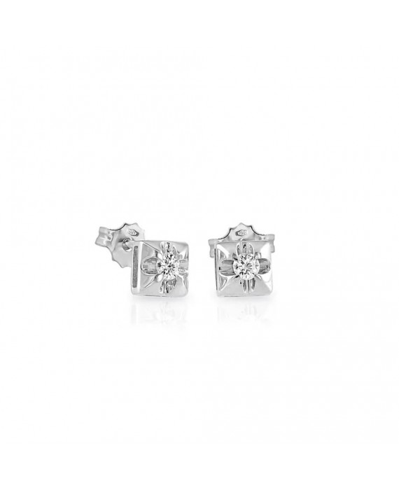 Orecchini Punti Luce Donna Mey Jewels Gioele Collection Oro Diamanti OR MEY/TRN-C