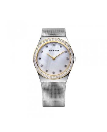 Orologio Solotempo Donna Bering Classic Madreperla Swarovski 12430-010