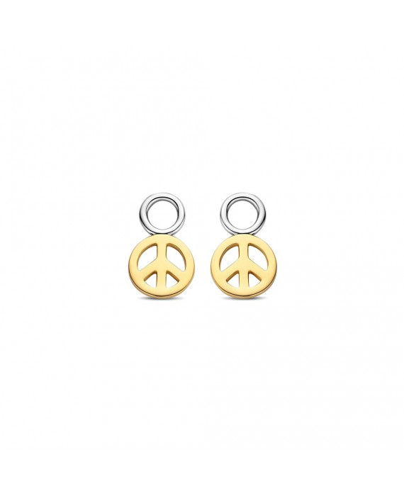 Pendenti Ear Charm Donna Argento Sterling Ti Sento Milano Pace 9233SY