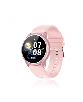 Orologio Smartwatch Donna David Lian Dubai Silicone Rosa DL119
