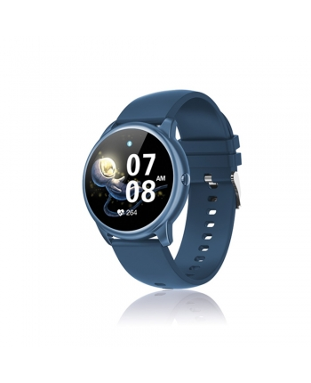 Orologio Smartwatch Unisex David Lian Dubai Silicone Blu DL120