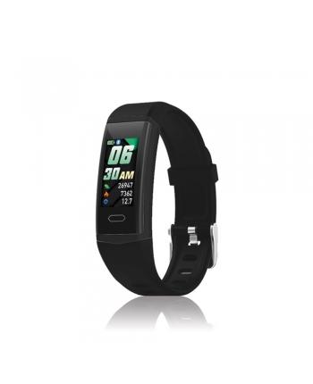 Orologio Smartwatch Unisex David Lian Hong Kong Silicone Nero DL123