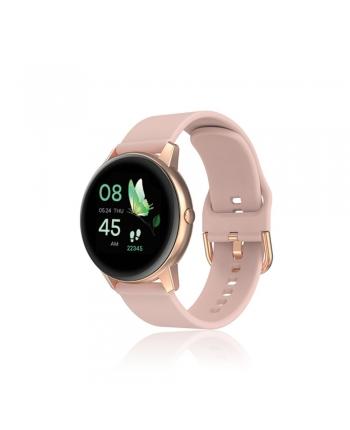 Orologio Smartwatch Donna David Lian Parigi Silicone Rosa DL106