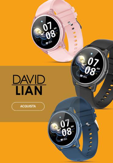 Orologi smartwatch David Lian